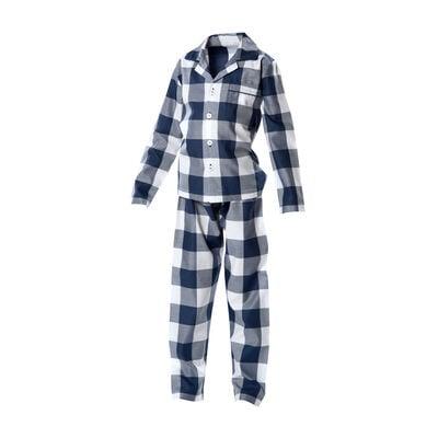 Pyjama Blue Check