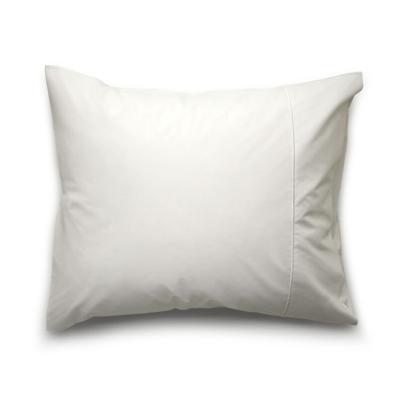 Pure White Pillow Case image number 0