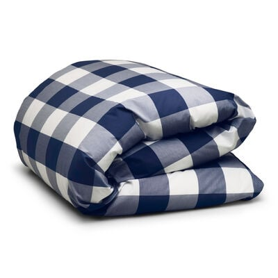 Original Double Check Down Quilt Cover