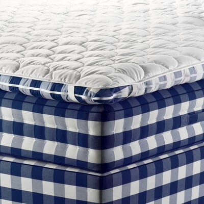 Mattress Cover In Quilted Cotton And Tencel