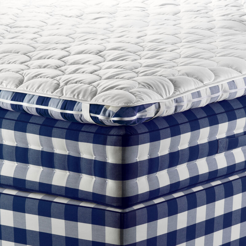 Mattress Cover In Quilted Cotton And Tencel image number 0