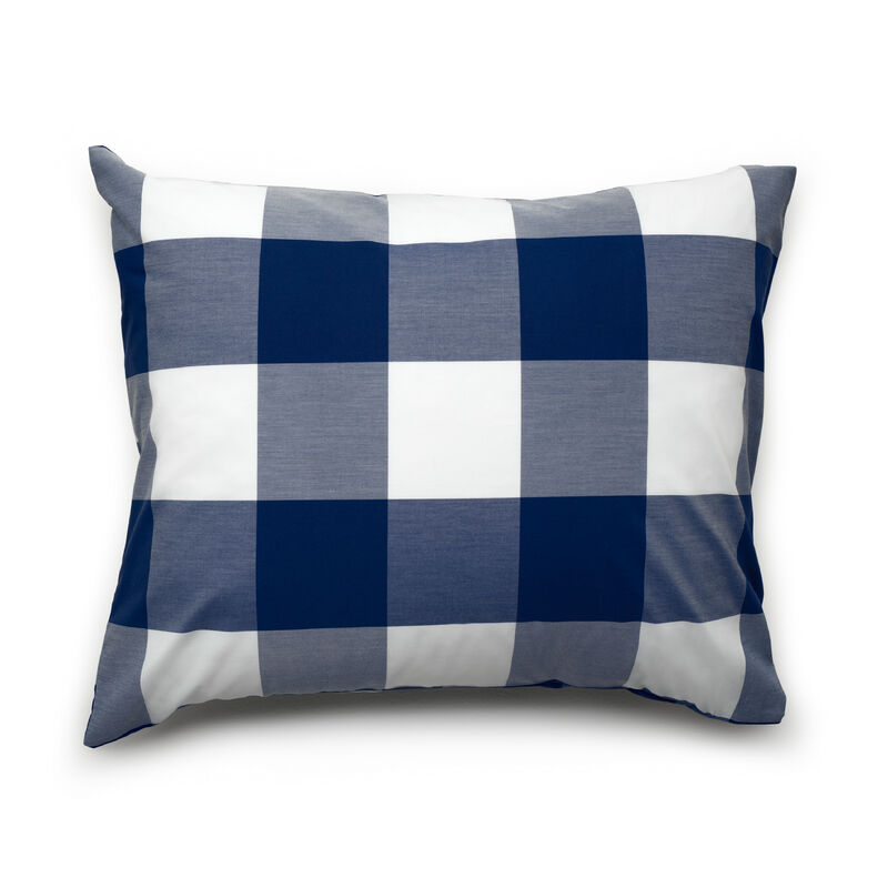 Original Double Check Pillow Case image number 0